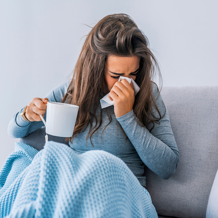 FLU: STOP IT BEFORE IT STOPS YOU! SUNLIGHT IS THE KEY.