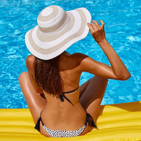 Sunburn Prevention: The Golden Rule of Tanning
